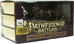 Pathfinder Battles: Iconic Heroes Set #6