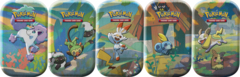 Pokemon Mini Tins - Galar Pals
