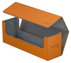Ultimate Guard Arkhive 400+ Standard Size Xenoskin Orange