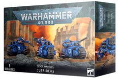Outriders - Space Marines