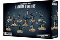 Kabalite Warriors - Drukhari