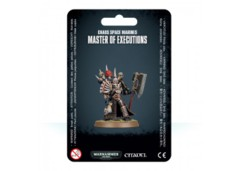 Master of Executions - Chaos Space Marines