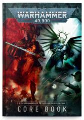 Warhammer 40,000 Core Rule Book 9th Edition