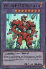 Vision HERO Trinity - GENF-EN091 - Super Rare - 1st Edition
