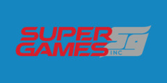 Super Games Inc Turqouise T-Shirt