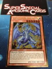 Lightpulsar Dragon - PGLD-EN039 - Gold Rare - 1st Edition