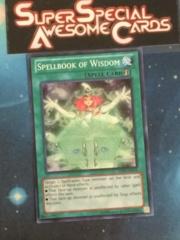 Spellbook of Wisdom - AP04-EN010 - Super Rare - Unlimited Edition