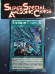 The Eye of Timaeus - DRLG-EN005 - Secret Rare - 1st Edition