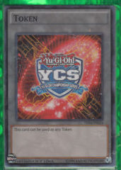 YCS Red Token - TKN4-EN024 - Super Rare - Unlimited Edition