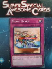 Secret Barrel - 5DS3-EN034 - Common - 1st Edition