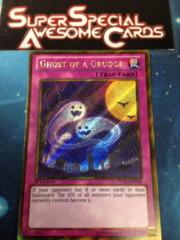 Ghost of a Grudge - PGLD-EN029 - Gold Secret Rare -  1st Edition