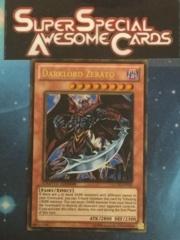 Darklord Zerato - GLD4-EN022 - Gold Rare - Limited Edition