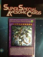 Dragon Knight Draco-Equiste - DREV-EN038 - Ultimate Rare - Unlimited Edition