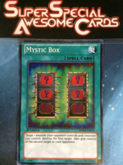 Mystic Box - BPW2-EN073 - Super Rare - 1st Edition