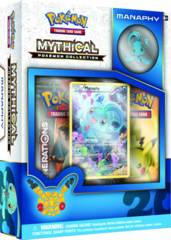 Mythical Pokemon Collection: Manaphy