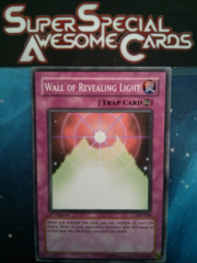 Wall of Revealing Light - AST-050 - Common - 1st Edition