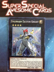 Evilswarm Exciton Knight - MP14-EN224 - Secret Rare - 1st Edition