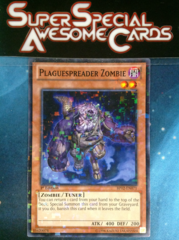 Plaguespreader Zombie - BP02-EN071 - Mosaic Rare - 1st