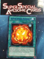 Super Solar Nutrient - Purple - DL12-EN017 - Rare - Promo Edition