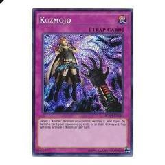 Kozmojo - BOSH-EN086 - Secret Rare - Unlimited Edition