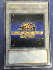 National Championship 2009 - TKN4-EN001 - Super Rare - Unlimited Edition
