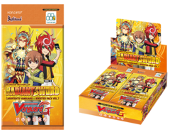 G BOOSTER 7 - Glorious Bravery of Radiant Sword - Booster Box