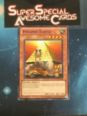 Pyramid Turtle - Purple - DL11-EN008 - Rare - Promo Edition