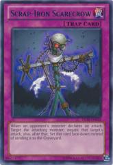 Scrap-Iron Scarecrow - Blue - DL18-EN018 - Rare - Unlimited Edition