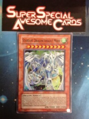 Stardust Dragon/Assault Mode - DP09-EN001 - Super Rare - Unlimited Edition