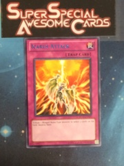 Icarus Attack - Blue - DL11-EN020 - Rare - Promo Edition