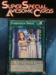 Forbidden Dress - BP02-EN168 - Mosaic Rare - Unlimited