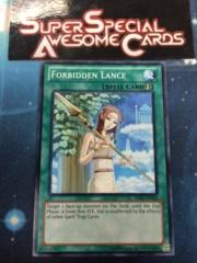 Forbidden Lance - BP02-EN162 - Common - Unlimited
