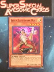 Ehren, Lightsworn Monk - CT08-EN016 - Super Rare - Limited Edition