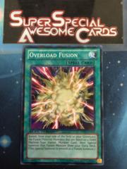 Overload Fusion - DT07-EN042 - Parallel Rare - Duel Terminal