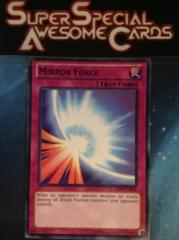 Mirror Force - BP01-EN048 - Rare - Unlimited Edition