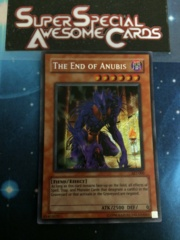 The End of Anubis - AST-000 - Secret Rare - Unlimited Edition