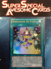 Spellbook of Fate - ABYR-EN059 - Ultra Rare - 1st Edition