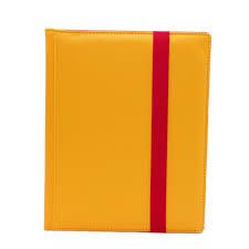The Dex Binder 9 - Yellow