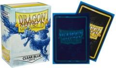Dragon Shield Matte Blue Clear