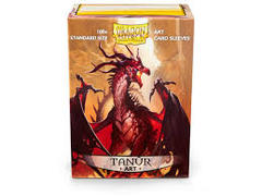 Dragon Shield Art Tanur