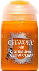 Air Sigismund Yellow Cleaner