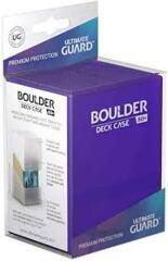 Ultimate Guard - Deck Case 80+ Boulder - Amethyst