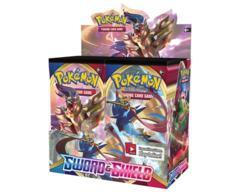Pokemon TCG Sword and Shield Booster Box