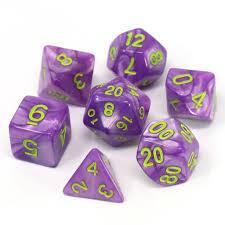 RPG Set - Purple Trickster