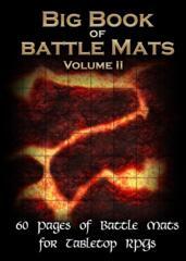 Big Book of Battle Mats: Volume II