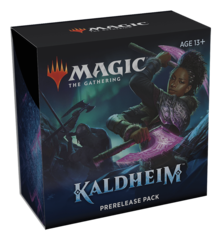 Kaldheim Prerelease @ Home (9 Boosters)