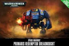 Primaris Redemption Dreadnought