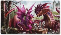 Dragon shield: Playmat Father's Day Fun