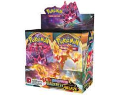 Sword & Shield - Darkness Ablaze Booster Box