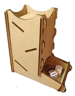 Knockdown Dice Tower - Value Edition